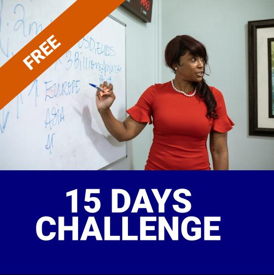 Women in Leadership (Challenge)