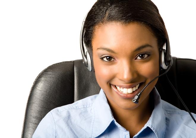 Customer Service.
